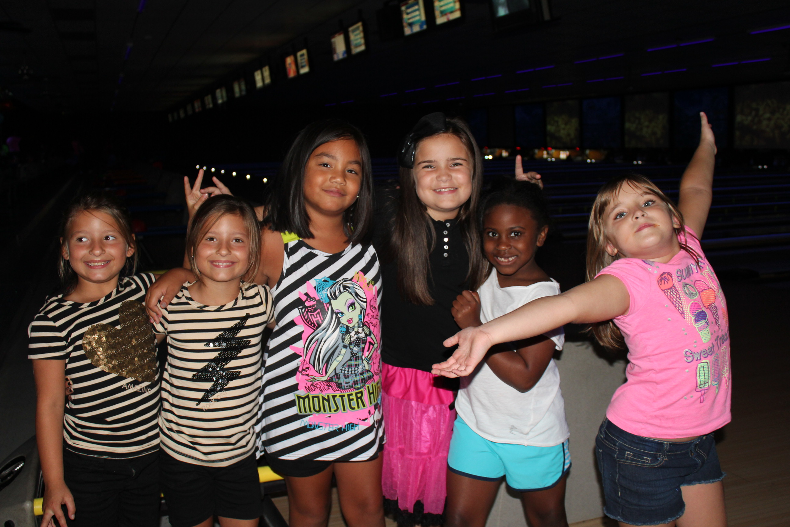 Rylie's Friends, bday 2013