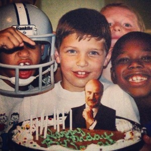 Dr. Phil Birthday Party Age 8