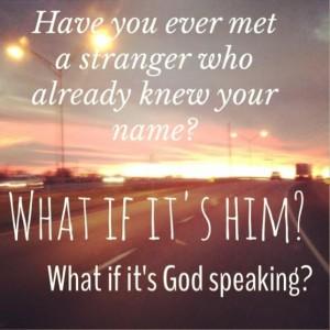 God Speaking -by Mandisa